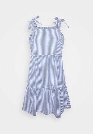 THELMA SUMMER DRESS - Denní šaty - blue medium