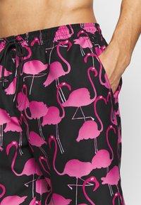 Lousy Livin Underwear - FLAMINGO - Plavky - black - 4