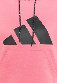 adidas Performance - HOODIE - Huppari - light pink - 2