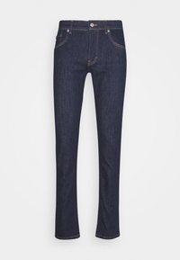 JAY ACTIVE RAW - Slim fit jeans - dark blue