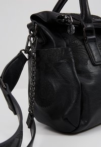 Desigual - MELODY LOVERTY - Shopping Bag - black - 7