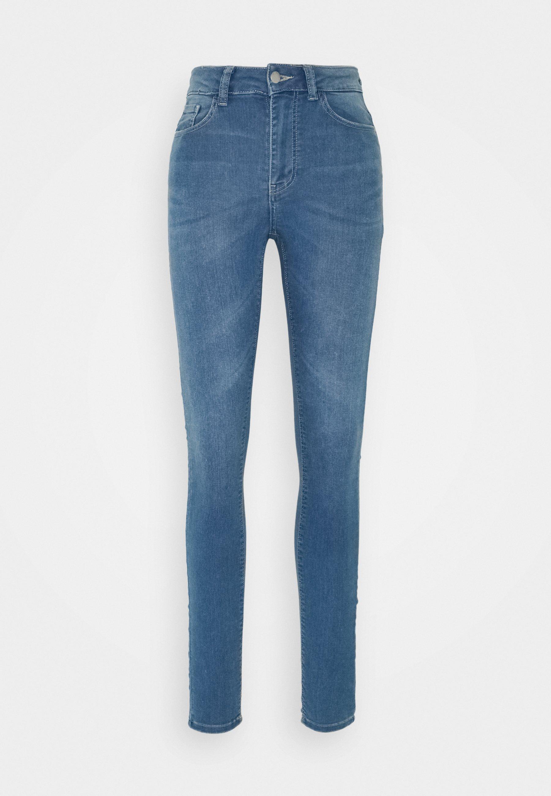 Femme JDYNEWNIKKI LIFE HIGH - Jeans Skinny