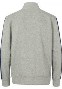 U.S. Polo Assn. - Träningsjacka - grey melange - 1