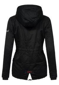 Marikoo - MANOLYA - Winter coat - black - 1