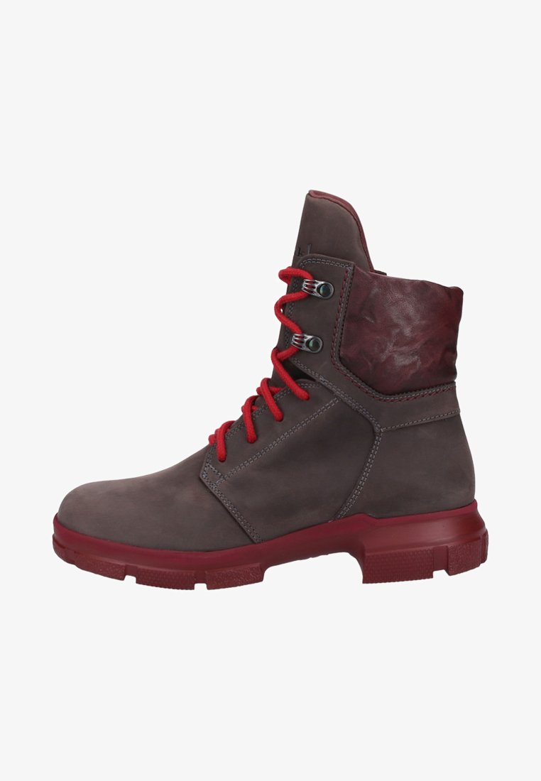 Think! - Boots à talons - gray