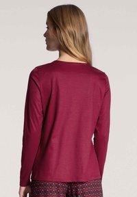 Calida - Pyjama top - dahlia pink - 2