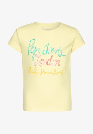 FARRAH - Print T-shirt - sorbet lemon