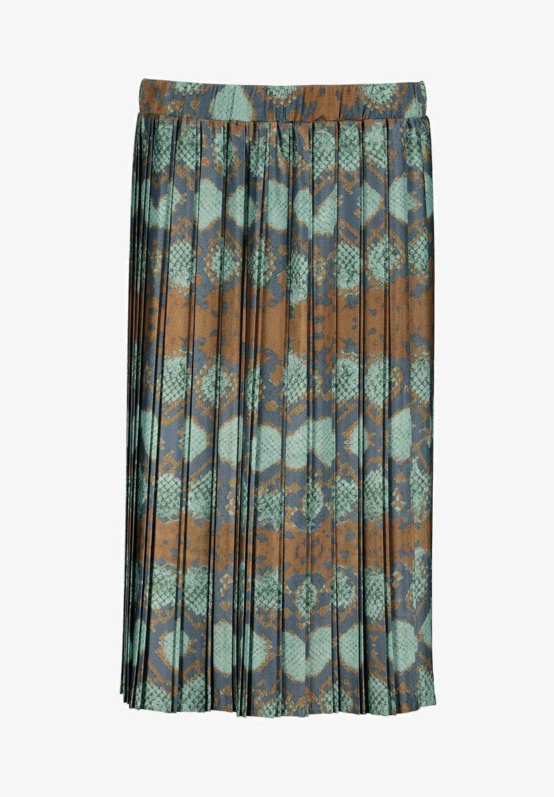 Lavard - Pleated skirt - multicolor