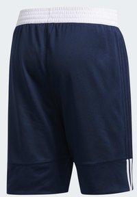 adidas Performance - 3G SPEED REVERSIBLE SHORTS - Sports shorts - blue - 10