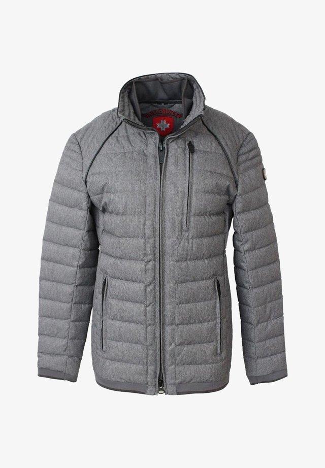 Winter jacket - ashgrey