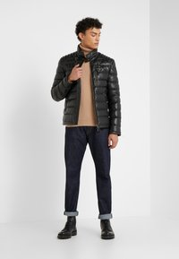 Blauer - Leather jacket - black - 1
