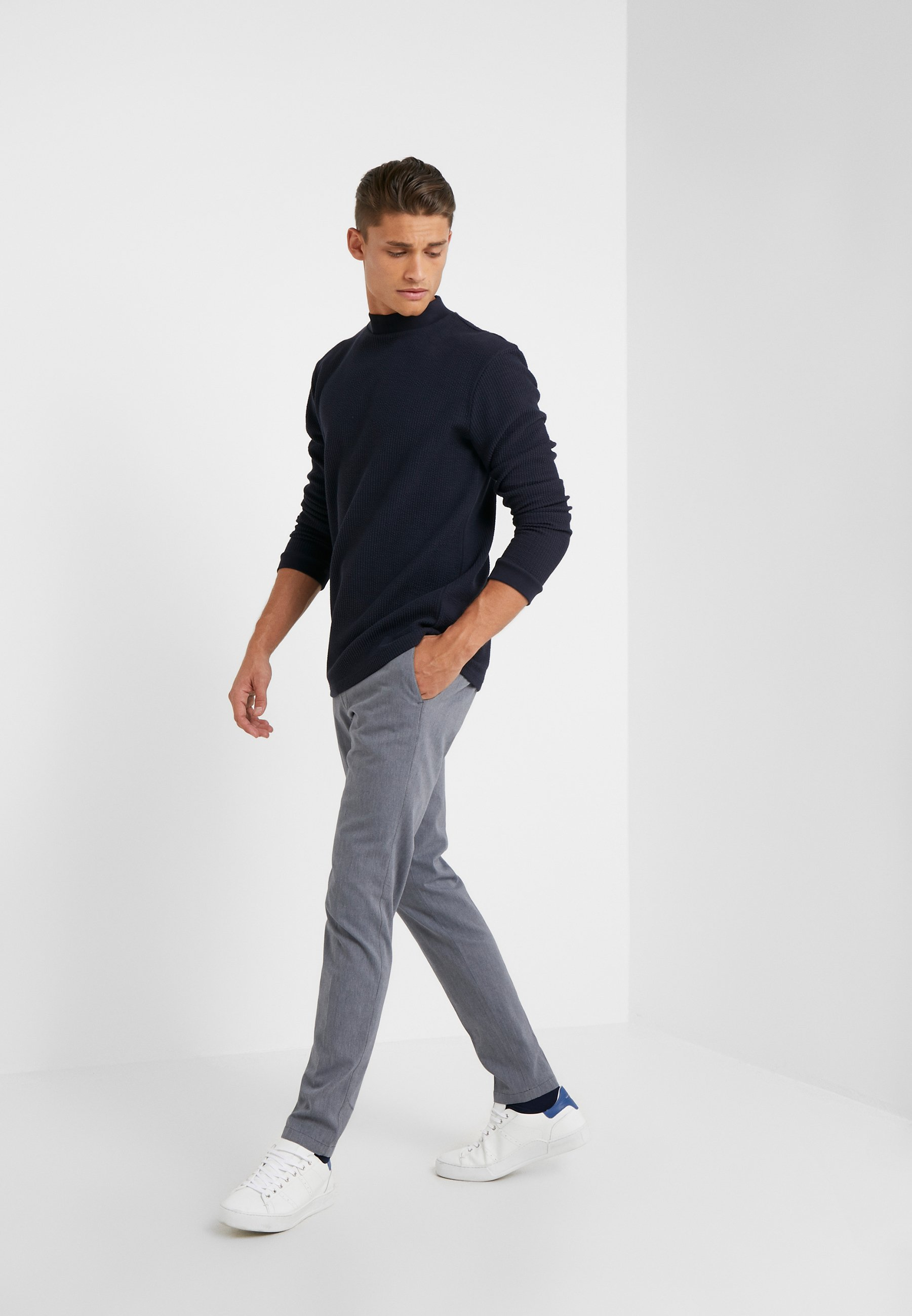 DRYKORN MAD - Pantalon classique - royal