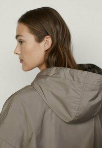 Massimo Dutti - Summer jacket - grey - 4