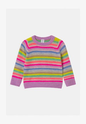 TODDLER GIRL HAPPY - Pullover - multi-coloured