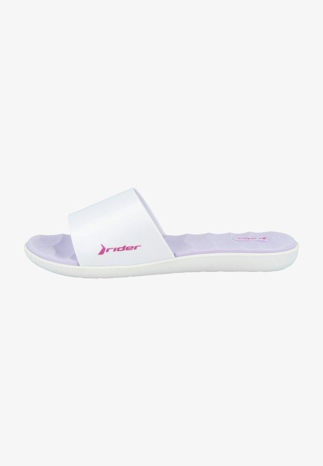 WAVE II FEM - Sandaler - white/lilac