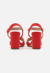 Dorothy Perkins - SELENA BLOCK  - High heeled sandals - coral - 3