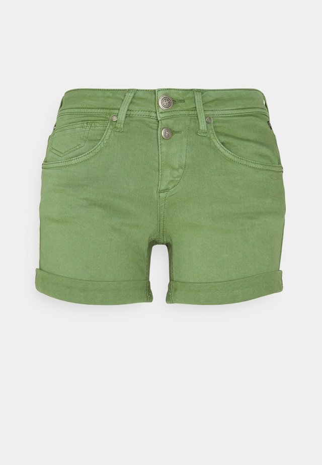 ROMIE NEW MAGIC - Shorts - turf green