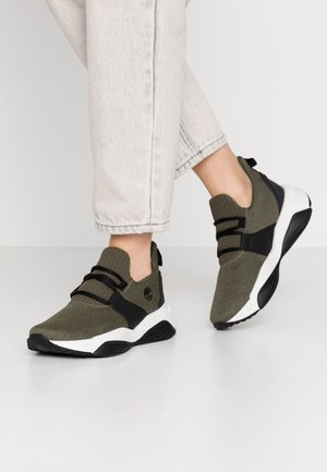 EMERALD BAY  - Sneakers laag - dark green