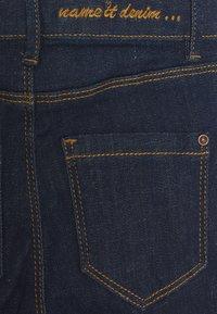 Name it - NKFPOLLY DNMTEJAS PANT - Skinny džíny - dark blue denim - 2