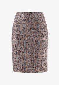 Alba Moda - ROCK - Pencil skirt - orange - 1