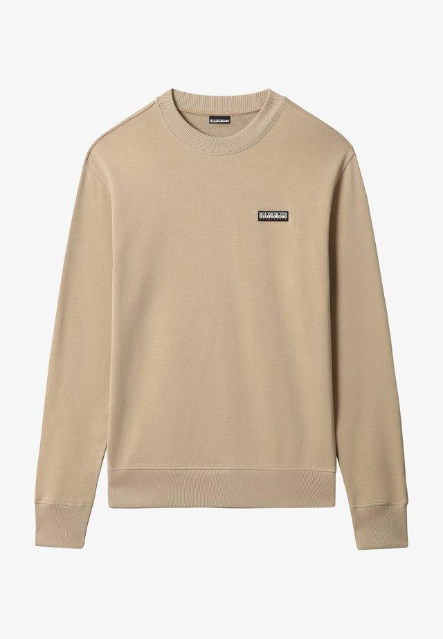 Sweater - mineral beige