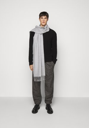 UNISEX - Scarf - grey heather melange