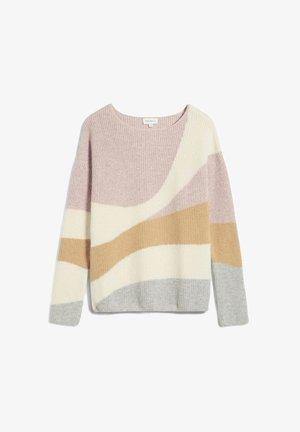 Sweatshirt - kinoko melange