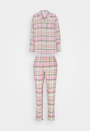 SET TROUSERS SHIRT - Pyjama set - multicolor