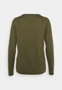 edc by Esprit - COO - Jumper - khaki green - 1