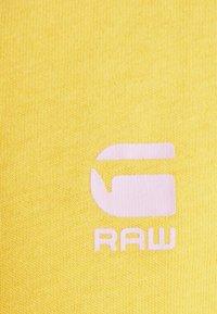 G-Star - EYBEN SLIM V T WMN S\S - Basic T-shirt - bright yellow - 6