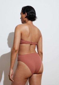 OYSHO - Bikini bottoms - light brown - 2