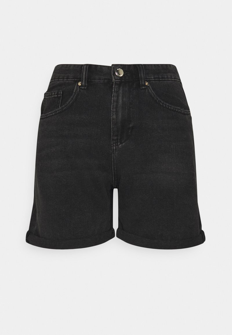 ONLY Tall - ONLPHINE LIFE - Shorts di jeans - black denim
