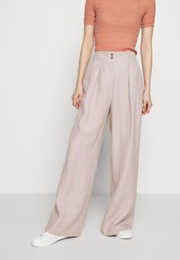 Paul Smith - Trousers - nude - 0