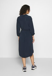 Monki - VALENTINA DRESS - Skjortekjole - blue - 2