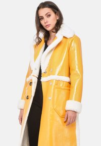 Oakwood - FEELING - Winter coat - yellow - 3