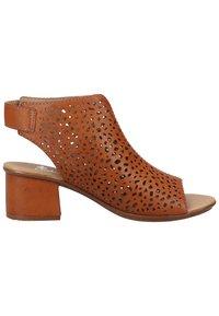 Rieker - Ankle cuff sandals - cayenne - 6