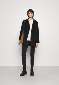 MAX&Co. - ORMAI - Trousers - black - 1