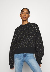 Nike Sportswear - CREW PACK - Sweatshirt - black - 0