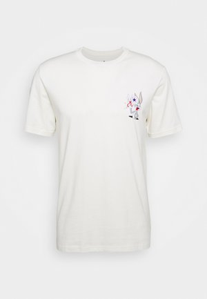 BUGS BUNNY FASHION TEE - Print T-shirt - egret