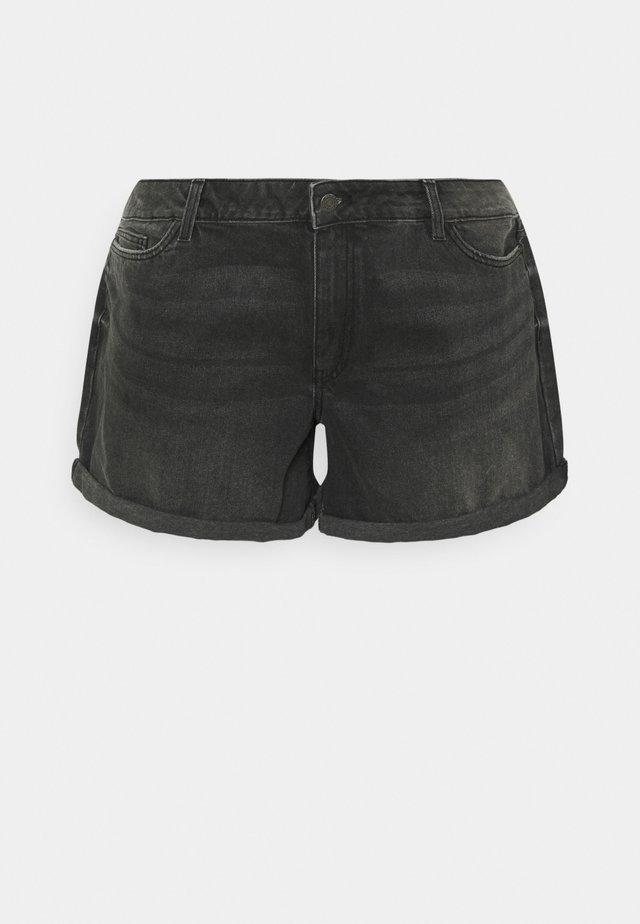 NMSMILEY  - Shorts di jeans - medium grey denim