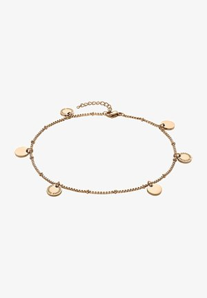 Bracelet - rosegold-coloured