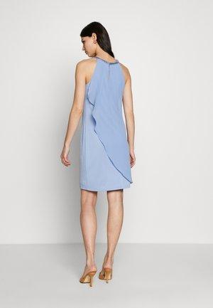 LUX FLUID - Sukienka koktajlowa - blue lavender