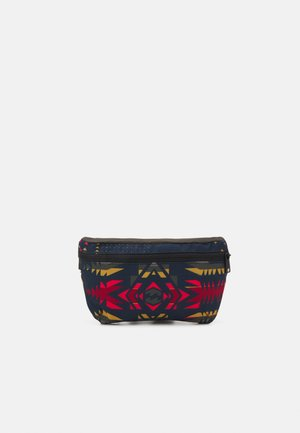 CACHE BUM BAG UNISEX - Ledvinka - sunset