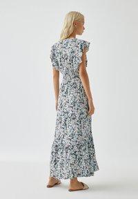 PULL&BEAR - Maxi dress - blue - 1