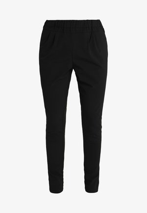 JILLIAN PANTS - Bukser - black deep