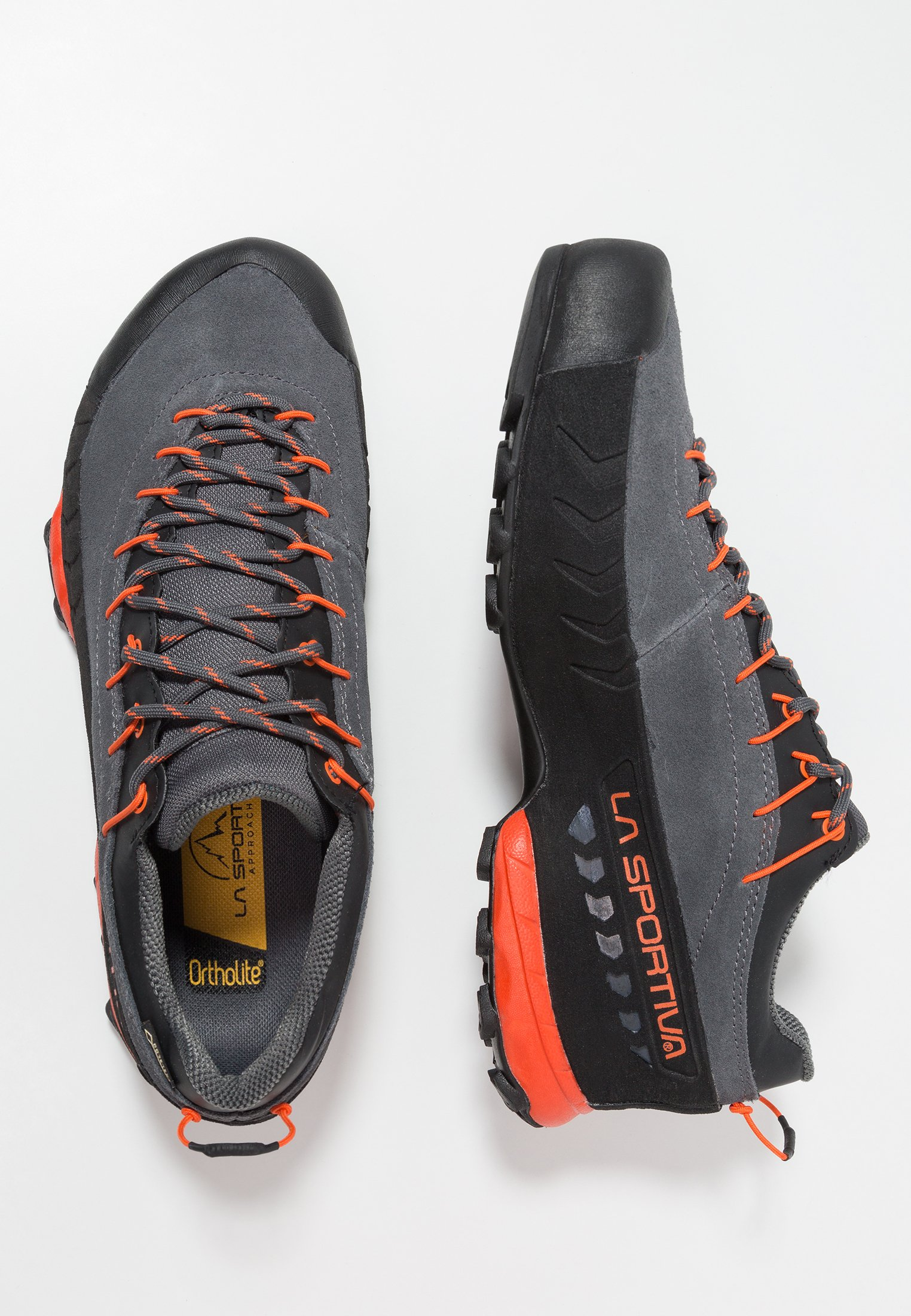 La Sportiva Tx4 Gtx - Klatresko Carbon/flame