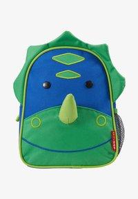 Skip Hop - LET BACKPACK DINOSAUR - Rucksack - green - 1