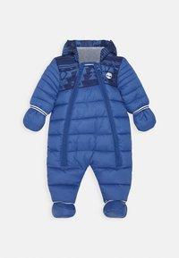 Timberland - ALL IN ONE BABY  - Lyžařská kombinéza - blue - 0