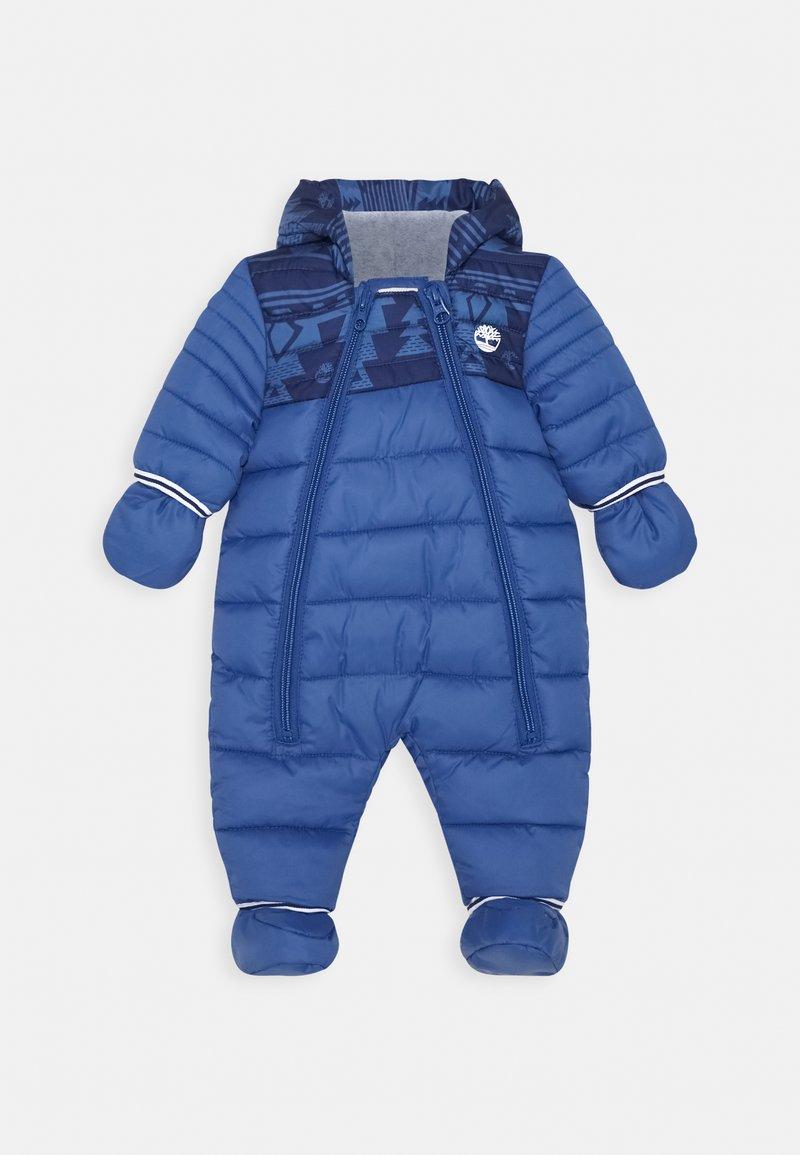Timberland - ALL IN ONE BABY  - Lyžařská kombinéza - blue