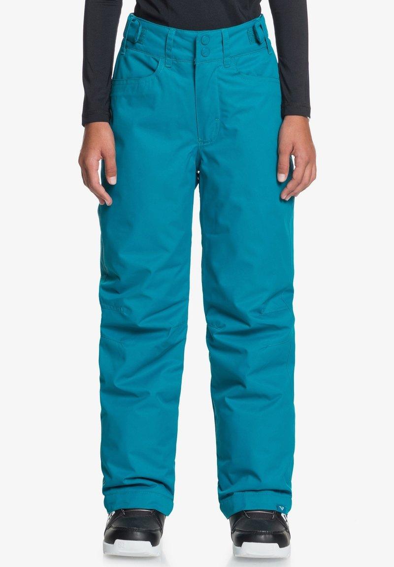Roxy - BACKYARD GIRL - Snow pants - ocean depths